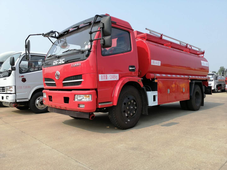 東風福瑞卡8噸加油車圖片