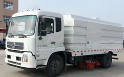 东风天锦8吨扫路车图片