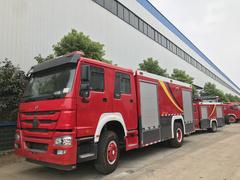 8噸消防車