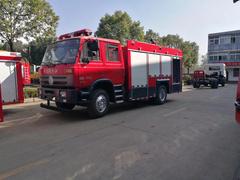 6噸消防車