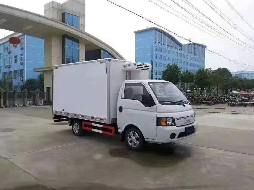 国六,国六,国六:江淮康铃X5国六汽油冷藏车