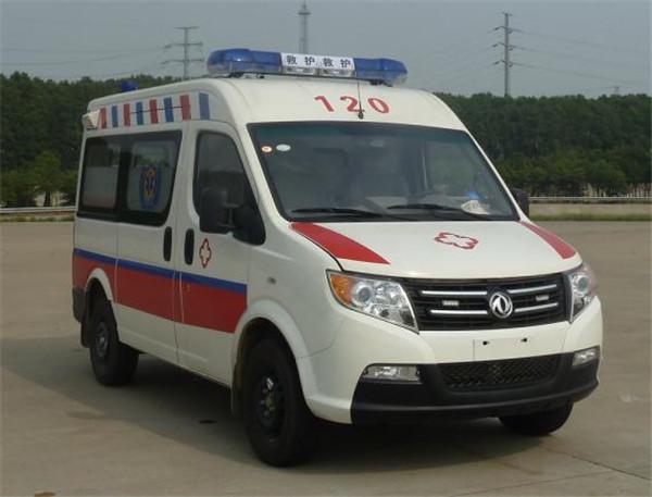 東風御風救護車圖片