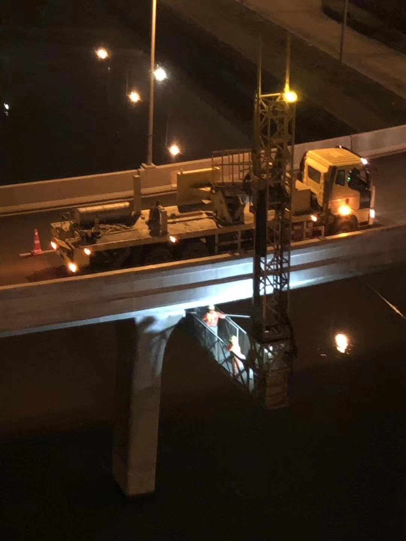 二手桥梁检测车/二手桁架式桥梁检测车/二手桥梁维修车