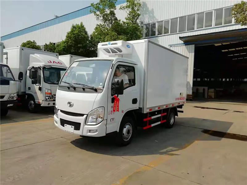3.2米跃进小福星冷藏车(国六)