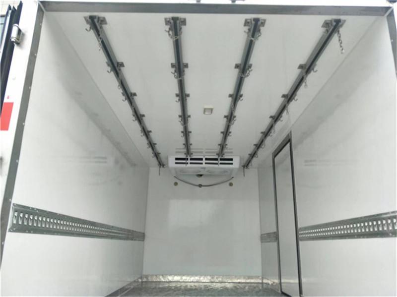 冷藏车东风多利卡D6冷藏车价格厂家直销推荐(图5)