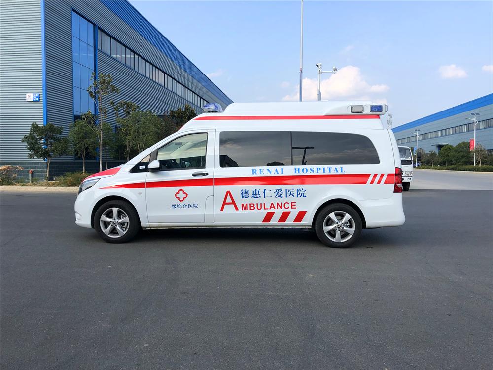 奔驰国六救护车销售15271321777
