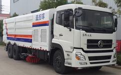 天龍25噸大型洗掃車