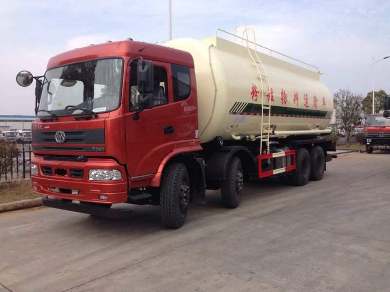 三环昊龙31方低密度粉粒物料运输车