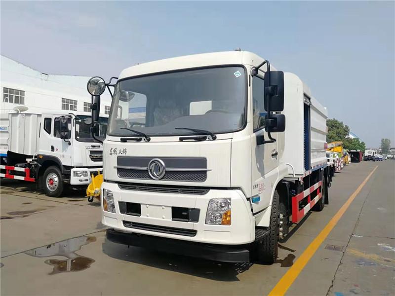 厂家提供12吨东风天锦降尘车图片图片