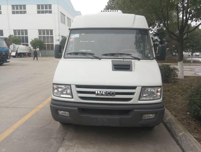 南京依维柯冷藏车各品牌大小齐全 厂家现货直销图片