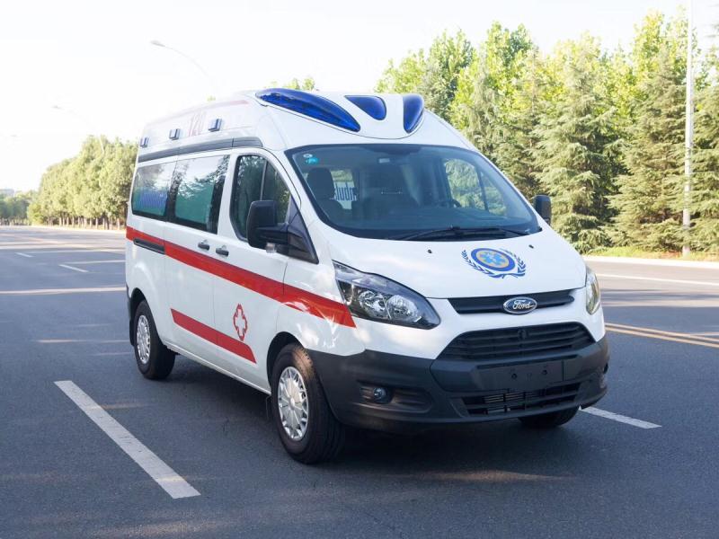 全順V362救護車報價