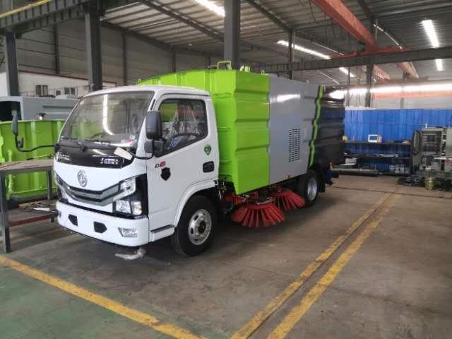 国六8吨洗扫车,厂家周年庆典,价格优惠视频