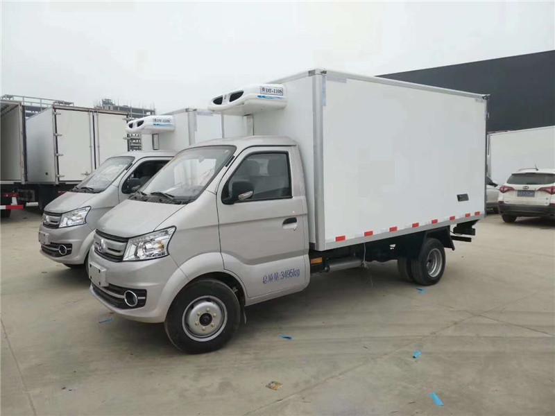 长安国六冷藏车报价_国六2.6米冷藏车 国六冷藏车3.3米价格