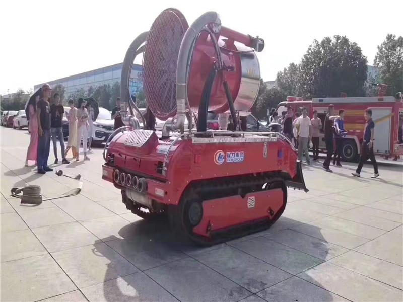 廠家直銷履帶式排煙滅火戰車圖片