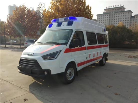 特顺矿山医疗救援车 矿山救护车厂家15271321777