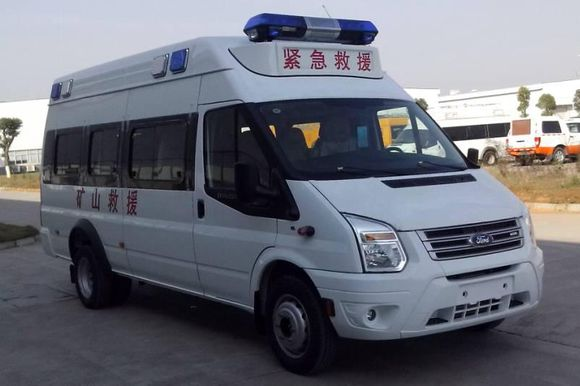 福特V348矿山救护车销售15271321777