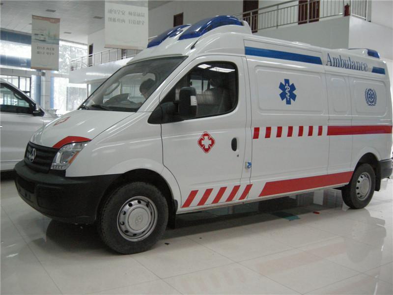 大通V80長軸救護車