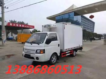 HFC5030XLCPV4E2B4S冷藏车
