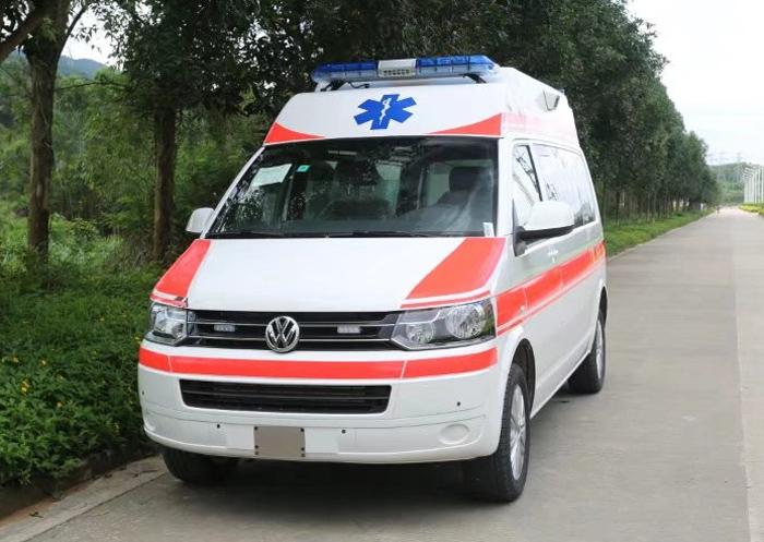 大众救护车进口大众凯路救护车