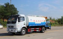 東風多利卡灑水車︱5噸灑水車