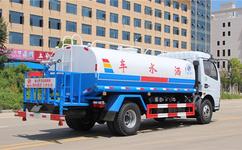 東風多利卡灑水車︱10噸灑水車 廠家直銷價:(國六)