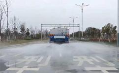 東風D9多利卡灑水車︱15噸灑水車(國六)