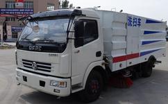东风多利卡5吨洗扫车图片