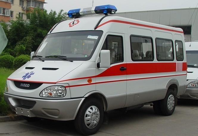 依維柯救護車寶迪A32救護車