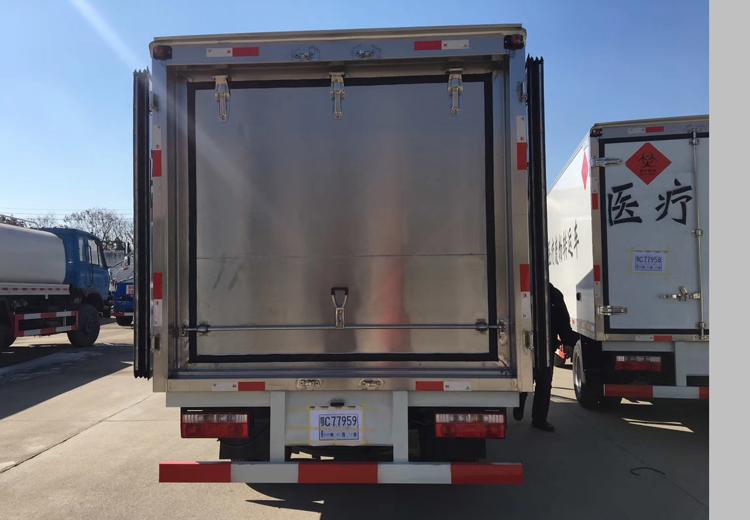 医疗垃圾转运车销售15271321777