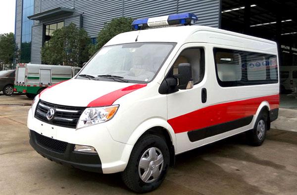 東風救護車 東風御風醫療救護車圖片