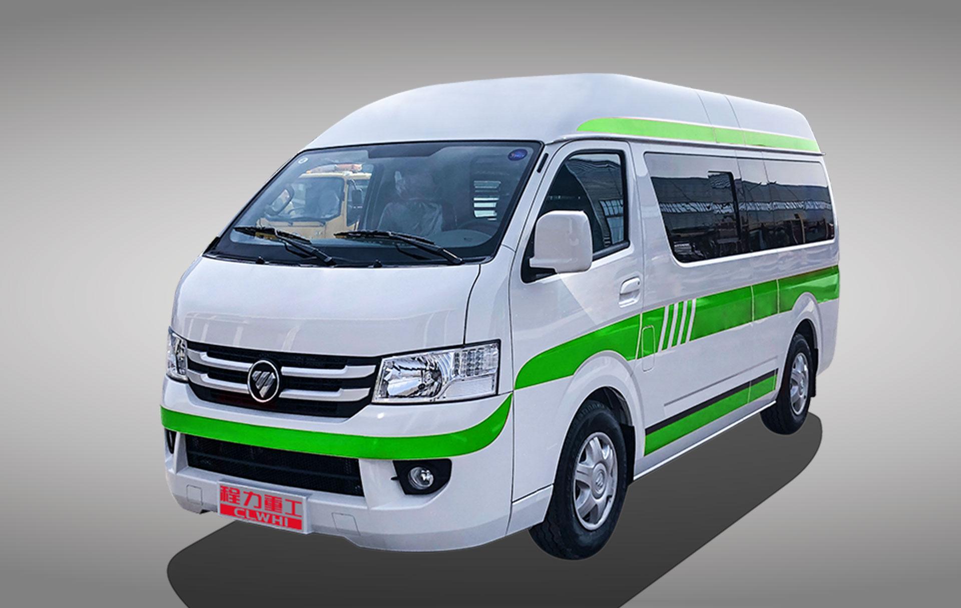 福田风景伤残运送车销售15271321777 (7)