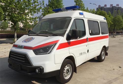 福特救護車江鈴福特V362救護車