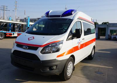 福特救護車江鈴福特V362救護車圖片