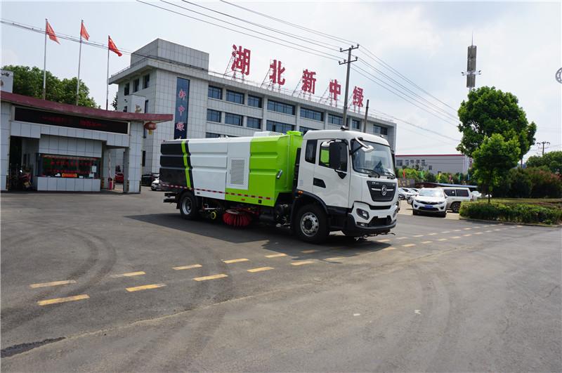 國六洗掃車圖片 洗掃車廠家銷售,價格低圖片