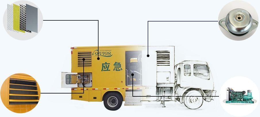 东风天锦应急电源车销售15271321777