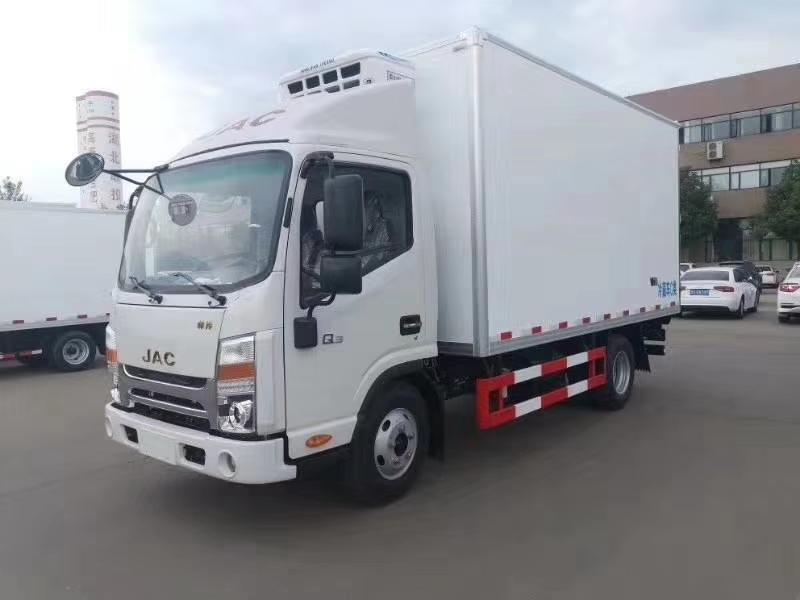 江淮帅铃4米2冷藏车