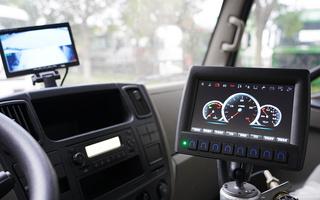 江鈴N800干濕兩用吸塵車細節圖圖片