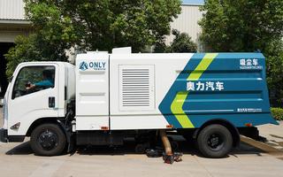 江鈴N800干濕兩用吸塵車圖片