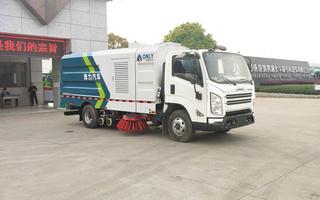 江鈴N800洗掃車方位圖圖片