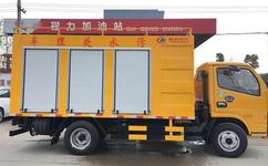 東風全自動污水處理車