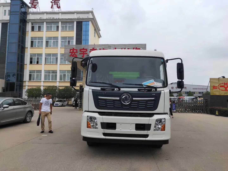 國六排放,16噸天錦洗掃車圖片