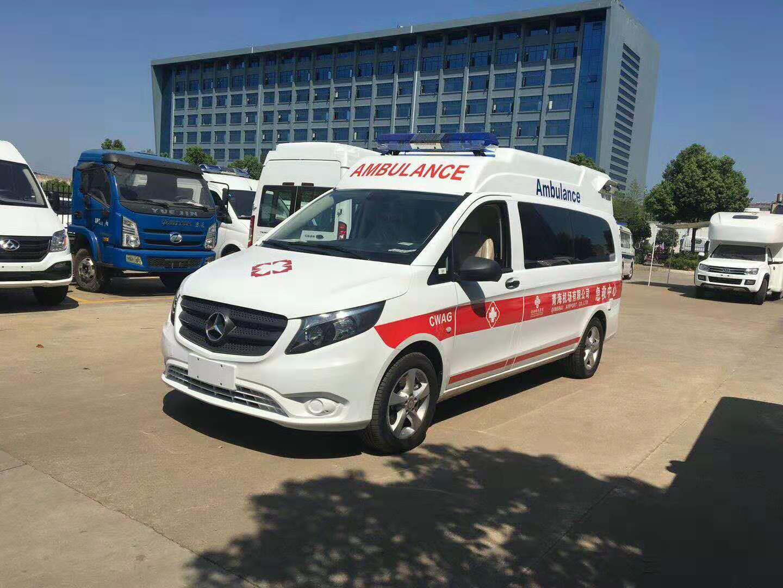 奔馳威霆救護車