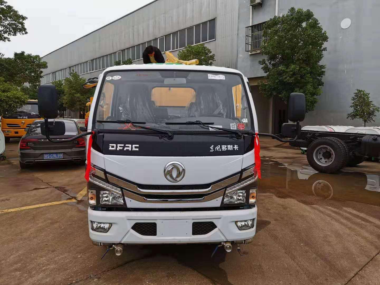 东风多利卡(国六)污水处理车厂家图片