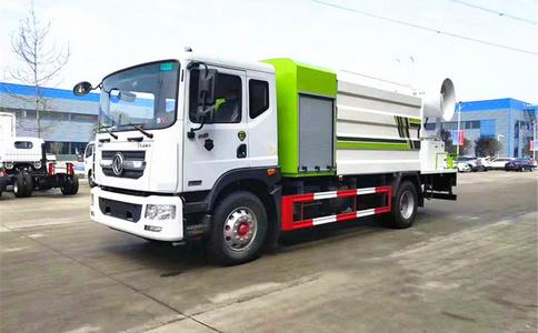 東風國六D9新款12方多功能抑塵車