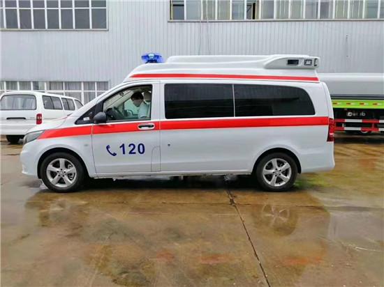 高端奔驰救护车定制15271321777