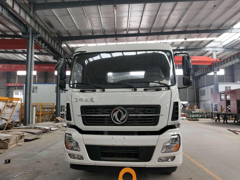 20噸22噸東風天龍高端灑水車廠家2019十月最新批發價格圖片