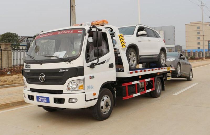 清障車救援拖車廠家直銷價格低質量好