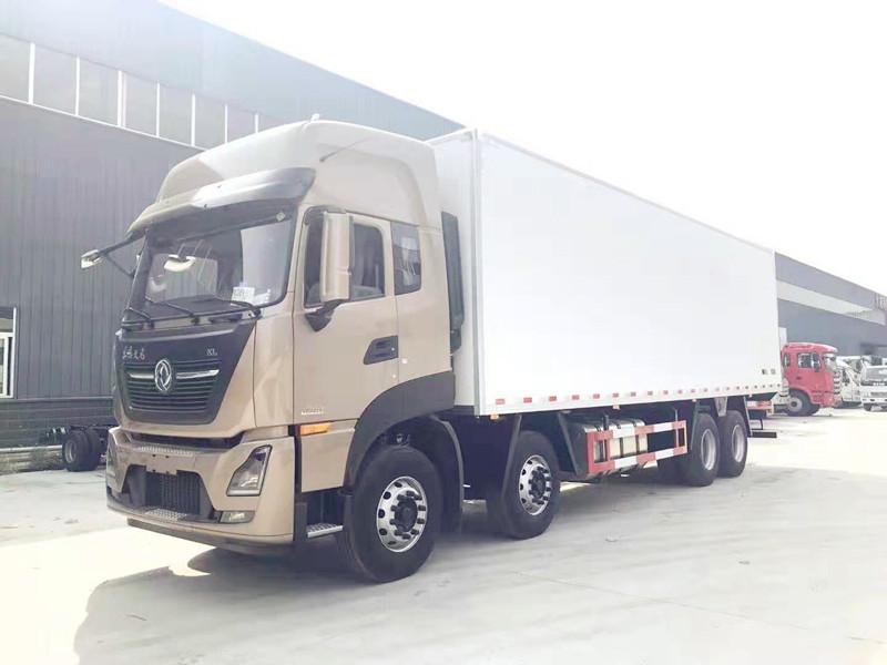 东风天龙KL冷藏车(9.6米)