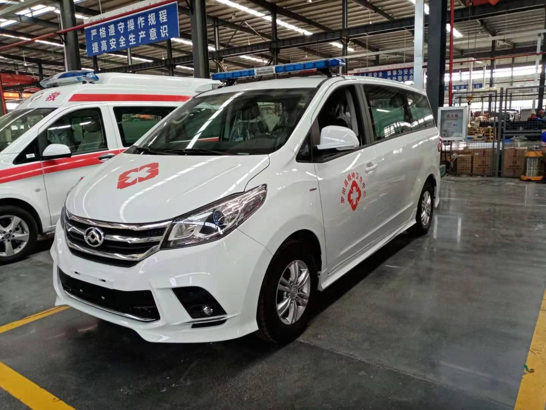国六大通G10救护车报价15271321777