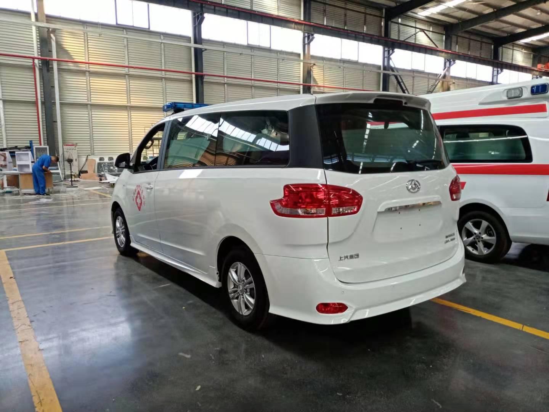 国六大通G10救护车 (3)